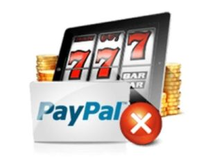 paypal - Online Casino